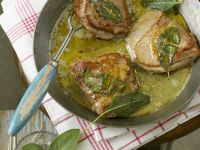Sautéed Veal with Sage recipe