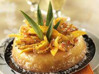 Savarin Cake recipe