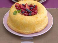 Savarin with Berries recipe