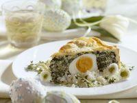 Savory Easter Pie Italian Style recipe