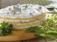 Savory Herb Quark Cake recipe