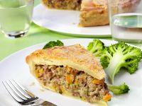 Savory Lamb Pie recipe