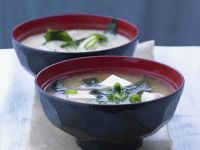 Savory Miso Soup recipe