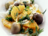 Med-style Citrus Salad recipe