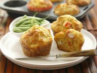 Savory Surimi Muffins recipe