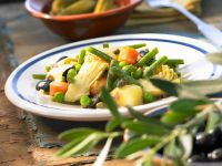Savory Vegetable Salad