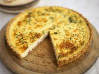 Savoury Egg Quiche recipe