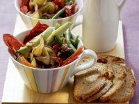 Savoury Eggplant Salad recipe