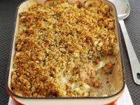 Savoury Fish Gratin recipe