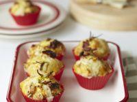 Savoury Herb Cakes recipe