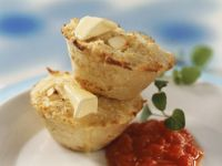 Savoury Potato Muffins recipe