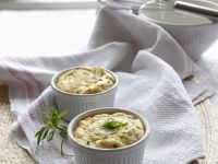 Savoury Risen Puddings with Herbs recipe