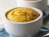 Savoury, Spiced Risen Puddings recipe