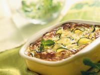 Savoury Zucchini Bake recipe