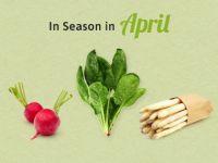 What's in Season in April
