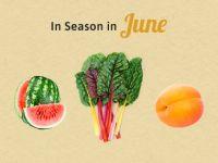 What's in Season in June