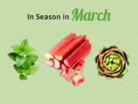 What's in Season in March