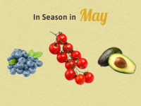 What's in Season in May