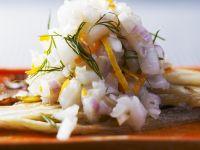 Scallop Tartare recipe