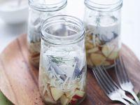 Scandinavian-style Fish Salad recipe