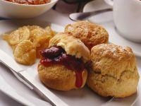 Baked English Teatime Snacks recipe