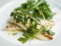 Sea Bass Fillets with Gremolata recipe