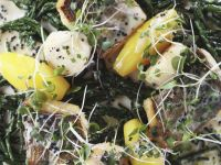 Sea Beans with Fish and Potatoes recipe
