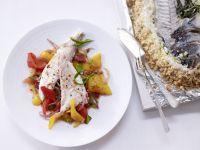 Sea Bream in Salt Crust recipe