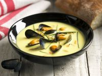 Seafood and Herb Bisque recipe