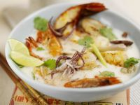 Seafood Coconut Curry Soup recipe