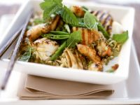 Seafood Curry with Egg Noodles recipe