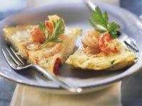 Seafood Frittata recipe