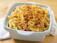 Seafood Pasta Bake recipe