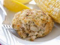Seafood Patties with Sweetcorn recipe