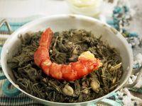 Seafood Vermicelli recipe