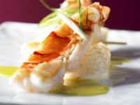 Seafood with Curry Sauce recipe