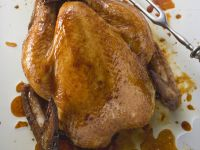 Seasoned Roast Chicken recipe