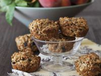Seeded Apple Breakfast Muffins recipe