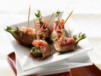 Serrano Ham Wrapped Figs recipe
