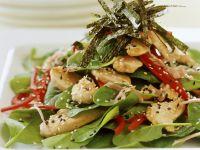 Sesame and Seaweed Salad recipe