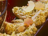 Sesame Crescents recipe