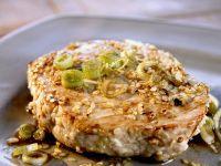 Sesame-crusted Fish recipe