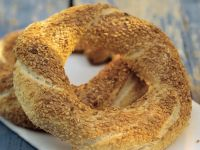 Sesame Rings recipe