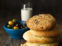 Sesame Seed Flatbread recipe