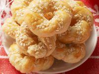 Sesame Seed Rings recipe