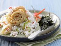 Sesame Sushi Rice recipe