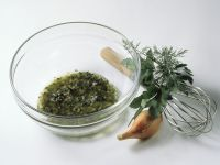 Shallot and Herb Vinaigrette recipe