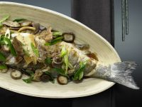 Shanghai-Style Braised Fish recipe