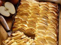 Sheet Pan Apple Tart recipe