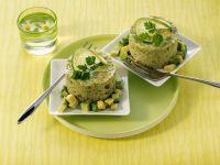 Shellfish and Avocado Appetisers recipe